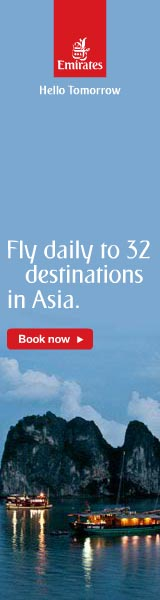Emirates – Fly with comfort and a piece of mind!